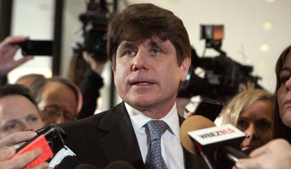 President Trump Expected To Commute Former Gov. Blagojevich