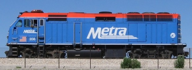 Seniors living in Hyde Park can ride the Metra for reduced rates.