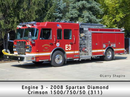 Naperville Spartan Crimson Engine 3