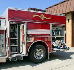 Glenview FD Engine 8