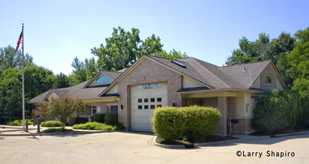 Naperville Fire Department station 8