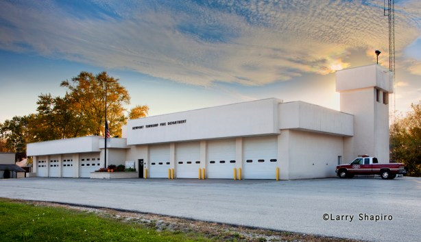Newport Township Fire Protection District Fire Station