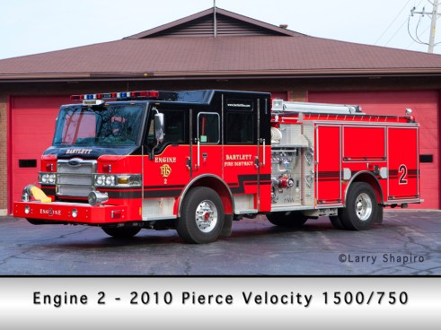 Barltett FPD Pierce Velocity engine