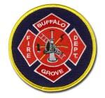 Buffalo Grove Fire Department patch