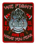 Chicago Fire Department patch