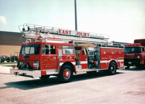 East Joliet Fire Department TeleSqurt