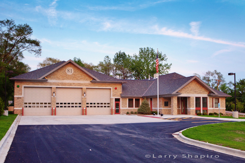 Palatine Fire Department new Station 81