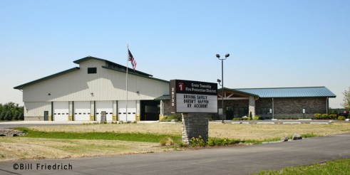 Crete Township Fire Protection District Station