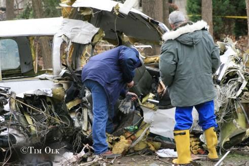 plane crash in Riverwoods IL