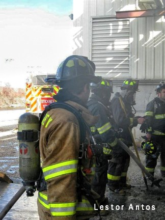 fire at Olympic Oil in Stickney 1-27-12