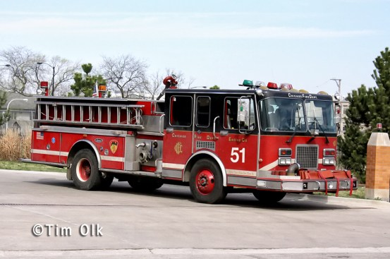 Chicago Fire tv show Engine 51