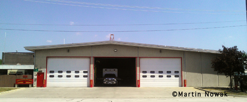 Bridgeview Fire Department Station 2