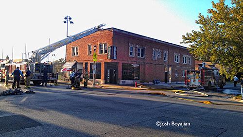 Berwyn Fire Department 9-28-12