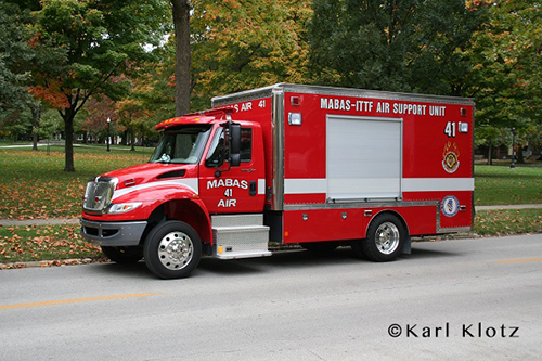 Mabas division 41 apparatus for Bureau of motor vehicles bloomington indiana