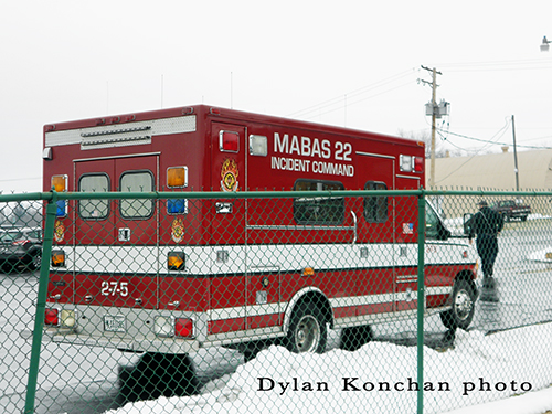 MABAS Division 22 command post