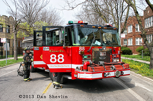 Chicago FD Engine 88