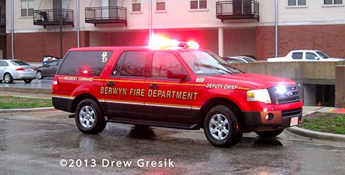 Berwyn Fire Department