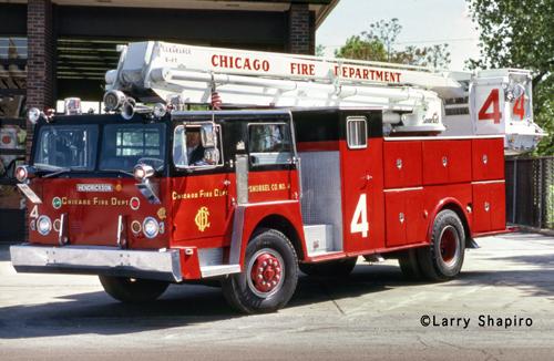 Chicago FD Snorkel