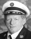 Former Joliet FIre Chief Larry Walsh