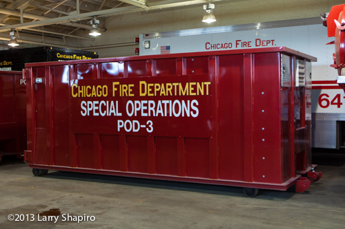 Chicago Fire Department Special Operations