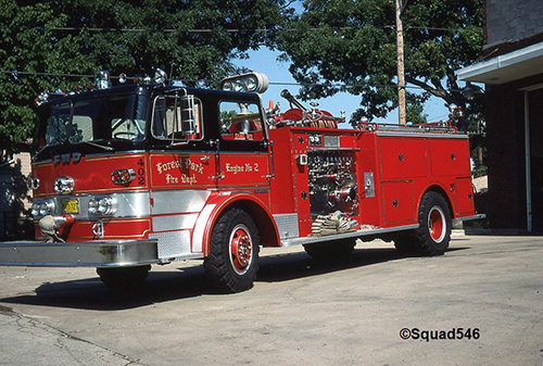 Forest Park Fire Department history