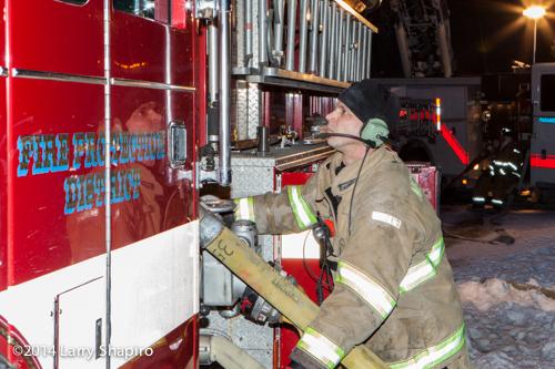 fireman at pump panel