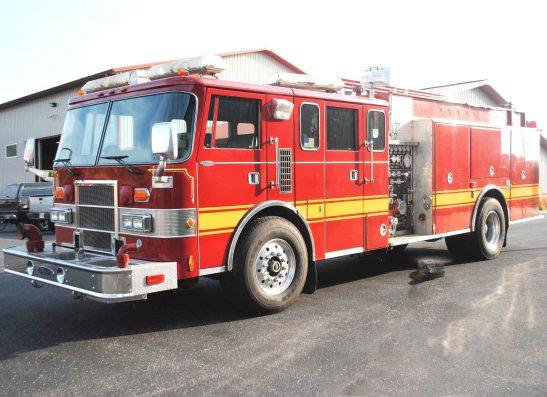 area fire trucks for sale. Black Bedroom Furniture Sets. Home Design Ideas