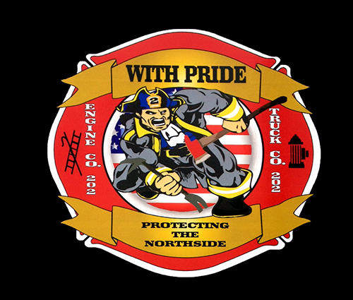 fire station decal
