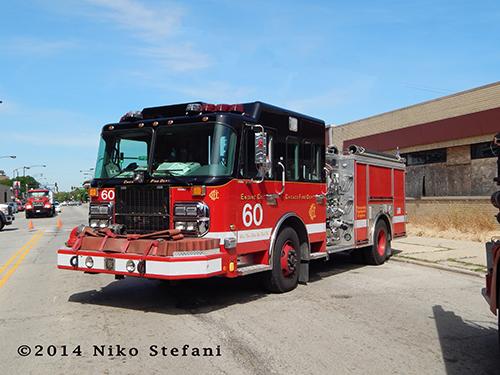 Chicago FD Engine 60 Spartan