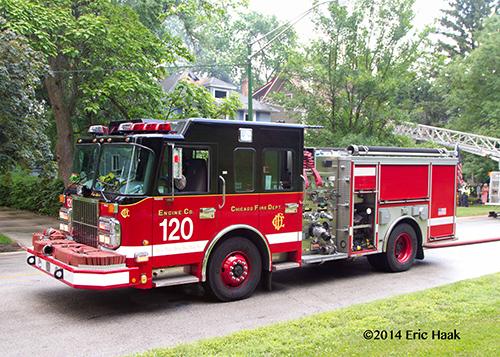 Chicago FD Engine 120