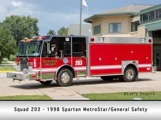 Spartan Metro Star General Safety rescue squad