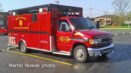 Type III ambulance photo