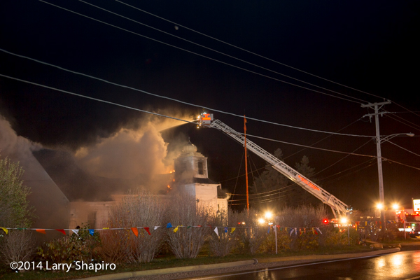 Sikh temple destroyed by fire