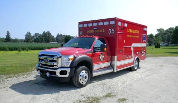 AEV ambulance Type I