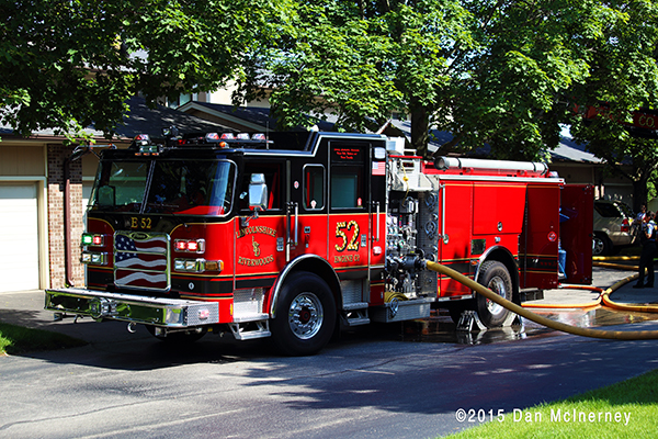 Lincolnshire-Riverwoods FPD Engine 52