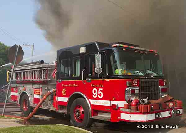 Chicago FD Engine 95