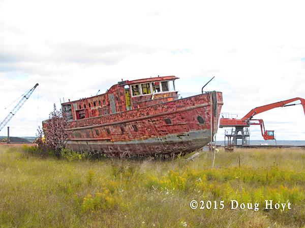 Chicago fireboat Joseph Medill