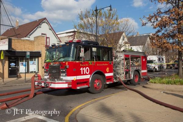 Chicago FD Engine 110