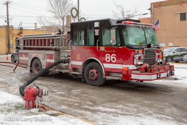 Chicago FD Engine 86