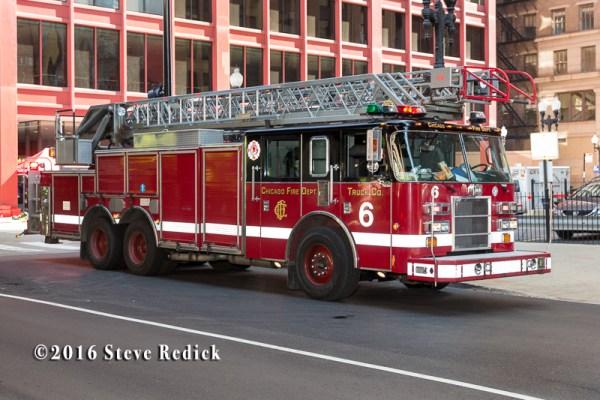 Chicago FD Truck 6