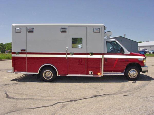 new ambulance photo