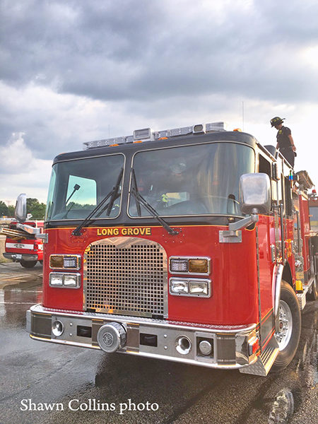 Long Grove FPD Tanker 55