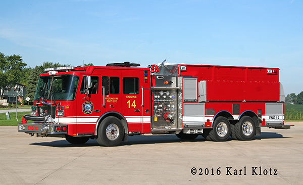 Peotone FPD Engine 14