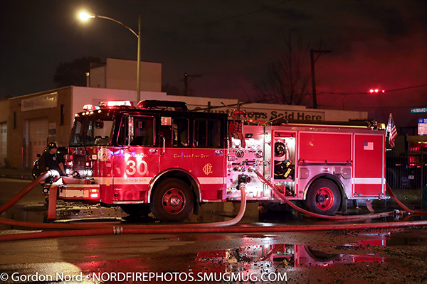 Chicago FD Engine 30