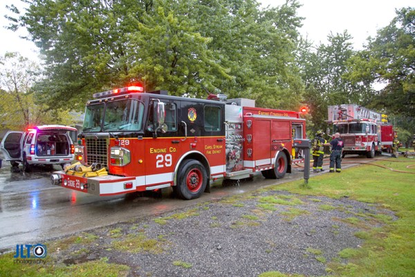 Carol Stream Fire Department Engine 29
