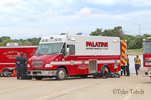 Palatine FD Dive Unit 84