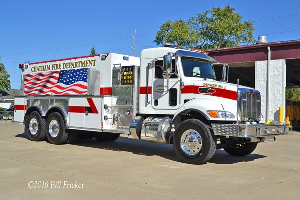 Chatham FPD fire truck