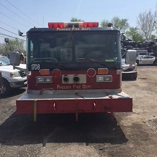 former Chicago FD fire engine for sale