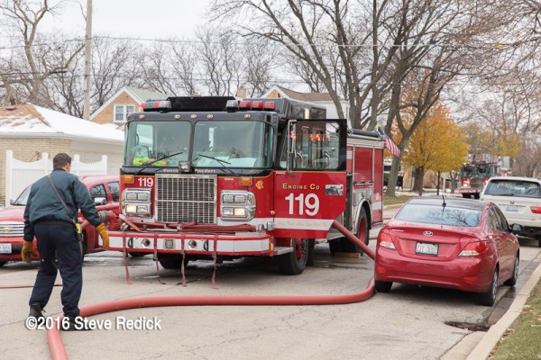 Chicago FD Engine 119