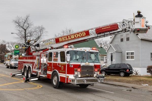 Bellwood FD Truck 602